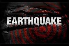 5 4 magnitude quake jolts northeast india