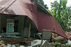 death toll quake in indonesia rises