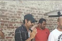 binnu dhillon provide food for poor peoples