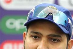 rohit sharma spoke on mahendra singh dhoni future career with team india