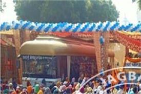 sri guru nanak dev 550th parkash purab international nagar kirtan