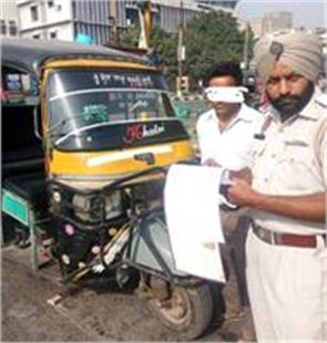 fir against auto drivers