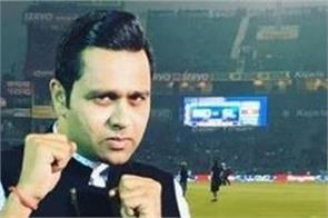 commentator akash chopra said to pakistani cricketers shame on you