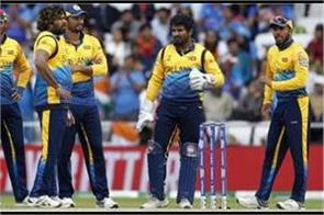 t20  sri lankan team announces against india