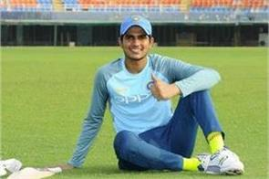 a place in team india for shuban gill