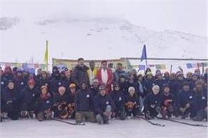 winter games to be developed in lahaul spiti  markanda