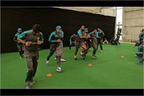 half of pakistan  s team did not give fitness test