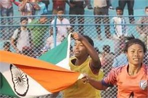 indian women s football team jumps 6 places to 57 in fifa rankings