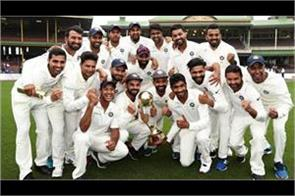 team india made history in australia today