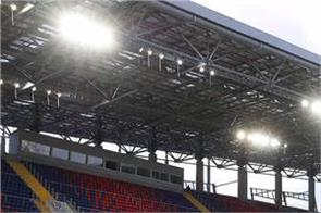 russian football fans will be able to visit the stadium