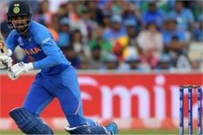 new zealand defeat in world cup still worries  rahul