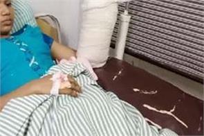 theft case police jalandhar deadly attacked girl kusum