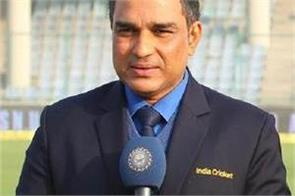 after jadeja  manjrekar blame to gavaskar