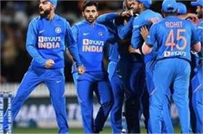 indian team announces today for odi series against south africa