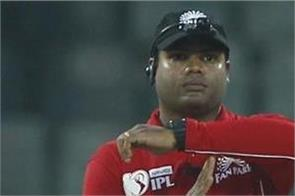 menon joins icc  s elite panel of icc umpires