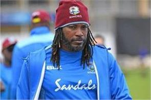despite being ticketed  gayle was not given a flight
