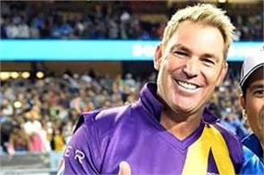 shane warne is upset about sachin  s thing