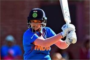 shafali loses the top spot in the icc women  s t20 rankings