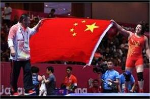 chinese wrestlers will not participate in asian championships in delhi