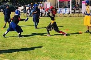 7th uk gatka national championship held in wolverhampton