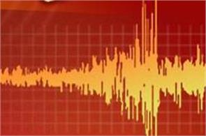 small earthquake in haryana and pakistan