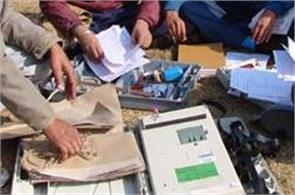 luck of 207 candidates in hand of voters