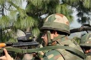 indian soldiers who reached 300 meters of the border killed 5