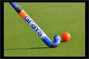 indian women hockey team engaged in training