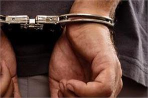 nawanshehar  pistols  man arrested