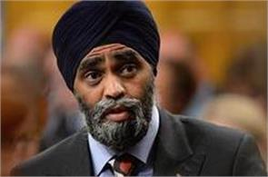 bc forest fire  the federal government is ready for every help  sajjan