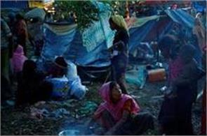 bangladesh will construct 14 000 ashrams for rohingya