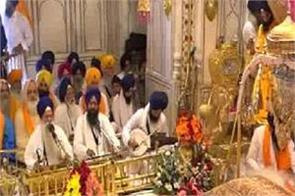 amritsar  sri harmandir sahib  jlo
