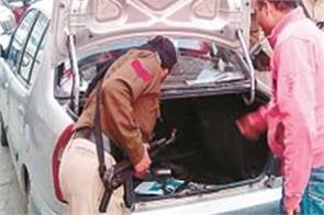 district police alert after amritsar grenade attack