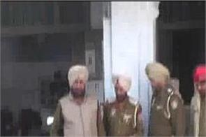 mritsar  thieves gang  4 people arrested