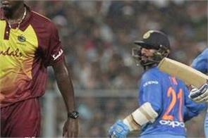 t20 india beat the windies with five wickets