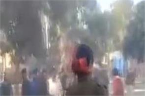 panchayat elections clashes