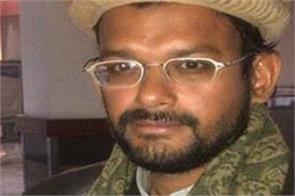 hamid ansari reaches india pak jailed six years back