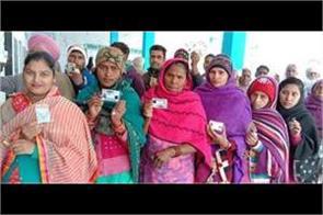panchayat election 2018 2 person death voting