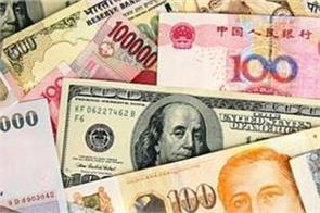 foreign currency reserves increased by   16 72 million