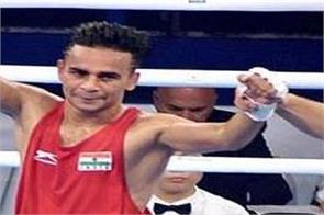 cwg 2018  boxer amit pargal gives india a silver medal