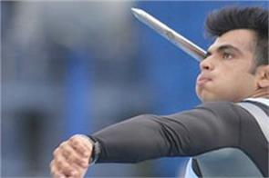 cwg 2018 neeraj chopra won the javelin throw 21st gold for india