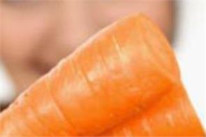 know the benefits of eating carrots