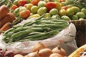 potatoes tomatoes onions green coriander price hike