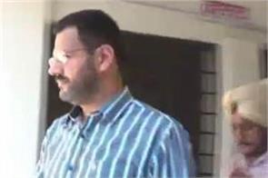 former cabinet minister rana gurjeet singh nephew pardeep singh arrested