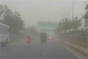 warns hazardous storms