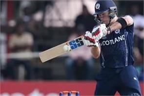 t 20 scotland beat netherlands by 7 wickets