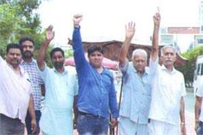 protests against murali of bareilly