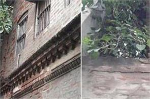 old buildings hazards to people