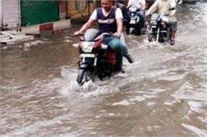 monsoon rains municipal corporations open poll