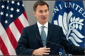jeremy hunt to visit burma at  earliest opportunity  following un report